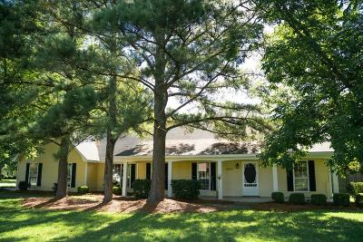 Lowndes County Single Family Home For Sale: 3892 Brookfield Drive