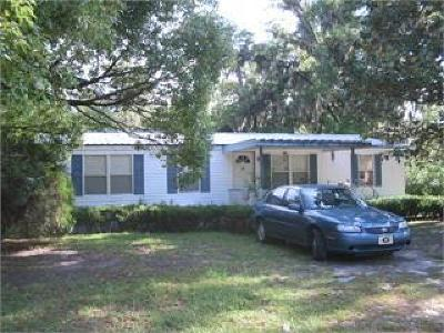 Lakeland Single Family Home For Sale: 70 W Thigpen