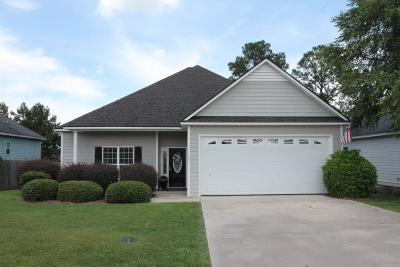 Berrien County, Brooks County, Cook County, Lanier County, Lowndes County Single Family Home For Sale: 4332 Autumn Ridge