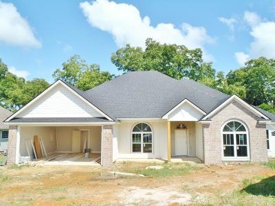 Hahira Single Family Home For Sale: 4719 Amelia Circle