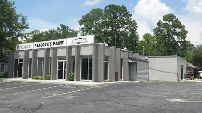 Commercial For Sale: 1201 N Ashley St