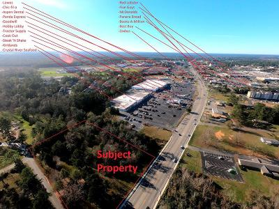 Commercial For Sale: N St. Augustine Rd