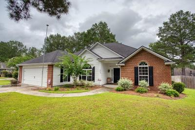 Valdosta Single Family Home For Sale: 4416 Kenilworth Circle