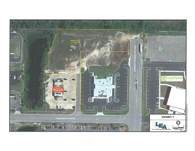Valdosta GA Commercial Lots & Land For Sale: $551,100