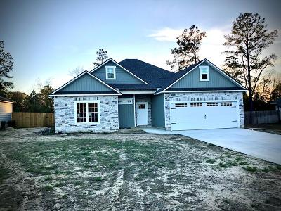 Valdosta Single Family Home For Sale: 4035 Gramercy Drive
