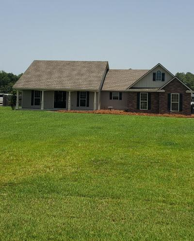 Berrien County, Brooks County, Cook County, Lanier County, Lowndes County Single Family Home For Sale: 104 Mill Pond Place