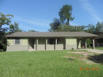 Single Family Home For Sale: 1226 Ponderosa Drive