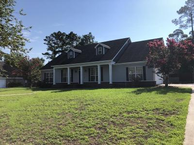 Valdosta Single Family Home For Sale: 1117 Old Meadow Rd
