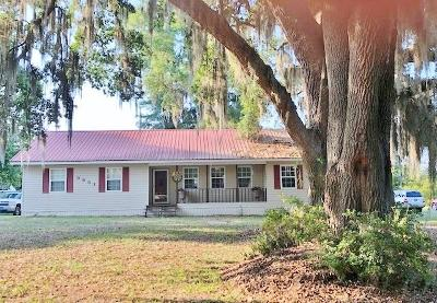 Lake Park Single Family Home For Sale: 3981 Sportsman Cove Road