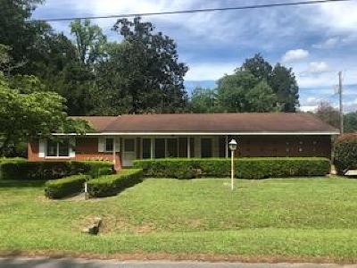 Single Family Home For Sale: 601 Parker Mathis Dr.