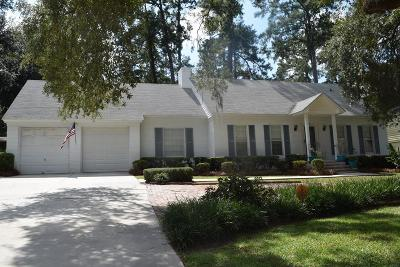 Berrien County, Brooks County, Cook County, Lanier County, Lowndes County Single Family Home For Sale: 2205 N Sherwood Drive