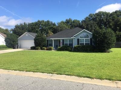 Valdosta Single Family Home For Sale: 4213 Buckhead Dr