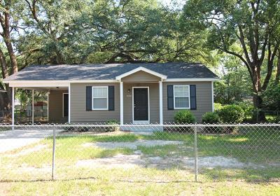 Valdosta Single Family Home For Sale: 806 E Wilson Avenue