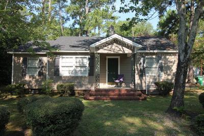 Valdosta Single Family Home For Sale: 2118 Caswell Street
