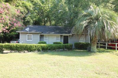 Valdosta Single Family Home For Sale: 732 E Brookwood Place