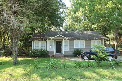 Valdosta Single Family Home For Sale: 713 E Moore Street