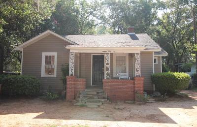 Valdosta Single Family Home For Sale: 1017 Marion Street