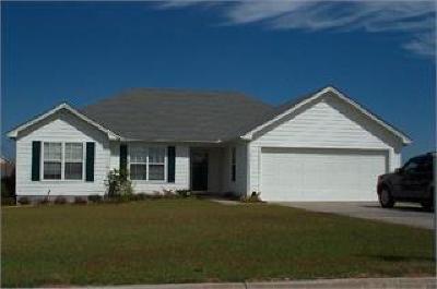Valdosta Single Family Home For Sale: 3731 Ridgemere Drive