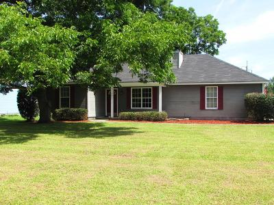 Lowndes County Single Family Home For Sale: 3937 Studstill Road