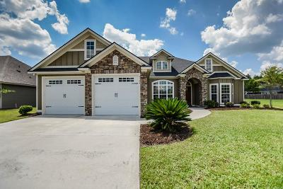 Valdosta Single Family Home For Sale: 4144 Cane Mill Circle