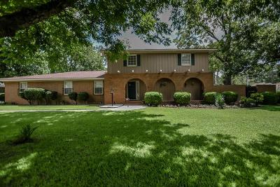 Valdosta Single Family Home For Sale: 3001 Wendover Road