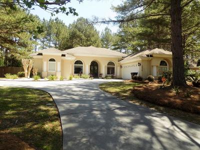 Lowndes County Single Family Home For Sale: 4478 Mathis Mill Road