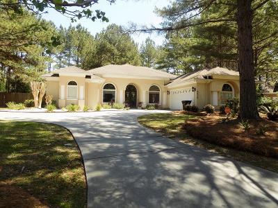 Valdosta Single Family Home For Sale: 4478 Mathis Mill Road