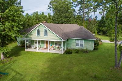 Lowndes County Single Family Home For Sale: 3160 Jones Retreat
