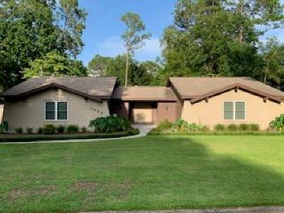 Berrien County, Brooks County, Cook County, Lanier County, Lowndes County Single Family Home For Sale: 3904 Sedgefield Dr