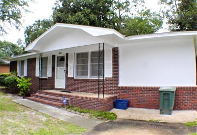 Single Family Home For Sale: 1704 Forrest St