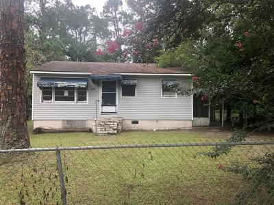 Single Family Home For Sale: 606 E Brookwood Drive