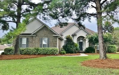 Valdosta Single Family Home For Sale: 3661 Arbor Run Drive