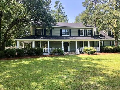 Lowndes County Single Family Home For Sale: 5910 Old State Road