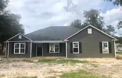 Berrien County, Brooks County, Cook County, Lanier County, Lowndes County Single Family Home For Sale: 4530 Caleb Creek