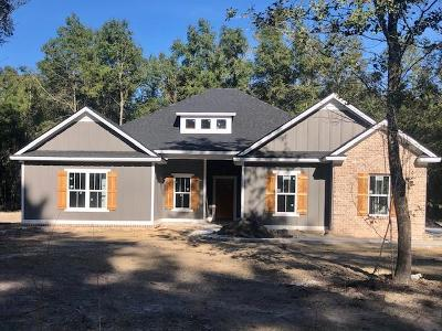 Single Family Home For Sale: 5905 Nature's Way