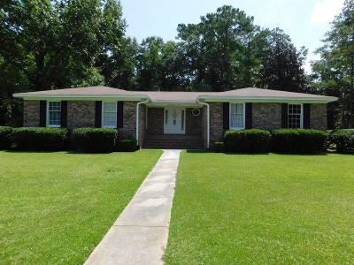 Valdosta Single Family Home For Sale: 2301 Park Lane