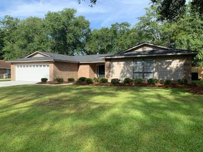 Berrien County, Brooks County, Cook County, Lanier County, Lowndes County Single Family Home For Sale: 4216 Thornwood Way