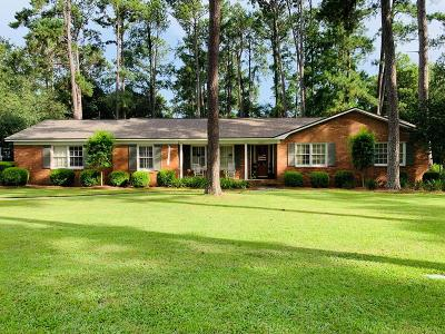 Single Family Home For Sale: 2607 Winding Way