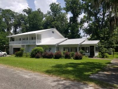Berrien County, Brooks County, Cook County, Lanier County, Lowndes County Single Family Home For Sale: 6 Honey House
