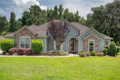 Single Family Home For Sale: 4720 San Saba Drive