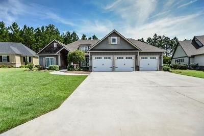 Single Family Home For Sale: 4119 Cane Mill