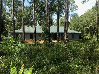 Single Family Home For Sale: 4797 Snake Nation Rd