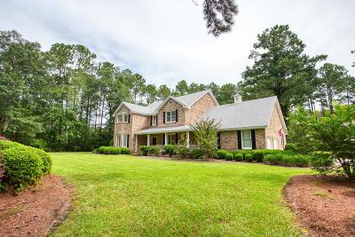 Single Family Home For Sale: 3517 River Chase Rd