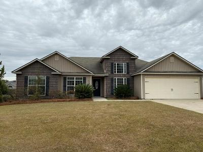 Berrien County, Brooks County, Cook County, Lanier County, Lowndes County Single Family Home For Sale: 4841 Stonewall Circle