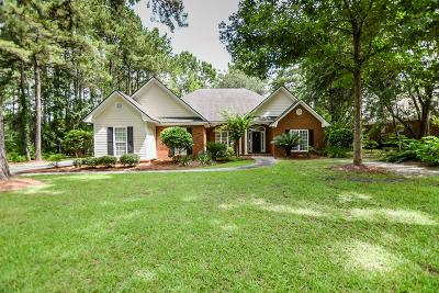 Single Family Home For Sale: 4704 Misty Valley Circle