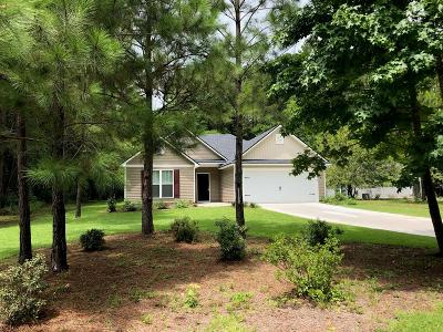 Berrien County, Brooks County, Cook County, Lowndes County Single Family Home For Sale: 200 Blueberry Circle