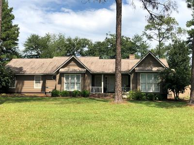 Berrien County, Brooks County, Cook County, Lanier County, Lowndes County Single Family Home For Sale: 1416 Woodland Way