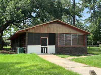 Single Family Home For Sale: 418 University Drive