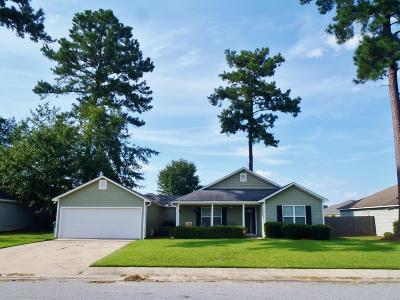 Berrien County, Brooks County, Cook County, Lanier County, Lowndes County Single Family Home For Sale: 3985 Cutter Point