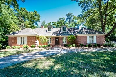 Single Family Home For Sale: 3311 Plantation Drive